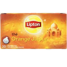 Orange Jaipur, thé en feuilles aromatisé à l'orange