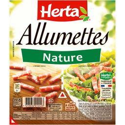 Allumettes nature