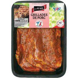 Côtes de porc provençale