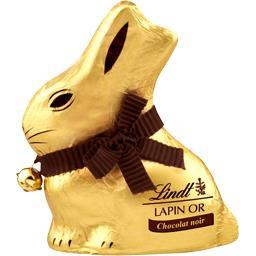 Lindt Lapin Or chocolat noir