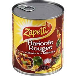 Haricots rouges cuisinés à la mexicaine