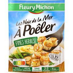 A Poêler - Les Noix de la Mer fines herbes