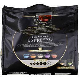 Maestro expresso, dosettes de café pur arabica