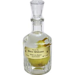 Eau de vie Poire Williams