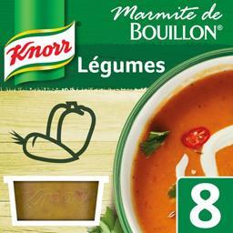 Marmite de Bouillon - Bouillon légumes