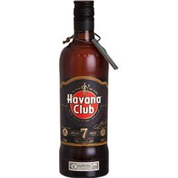Havana Club Havana Club Rhum 7 ans d'âge la bouteille de 70 cl