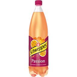 Soda Passion, saveurs de 4 fruits de la passion