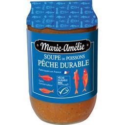 Marie-Amélie Soupe de poissons pêche durable le bocal de 780 g