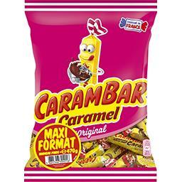 Carambar Carambar Bonbons caramel l'Original le sachet de 470 g