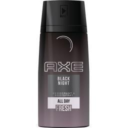 Axe Axe Déodorant Black Night All Day Fresh