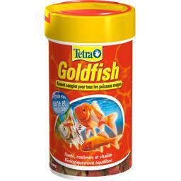 Aliment complet Goldfish pour poissons rouges