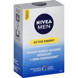 Nivea Men Baume après-rasage Active Energy apaisant