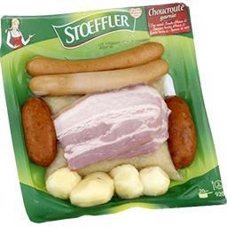 Stoeffler Stoeffler Choucroute garnie le paquet de 920 g