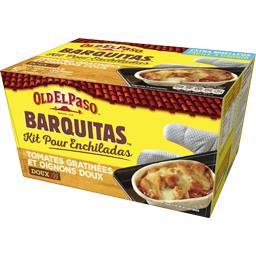 Kit pour Panadillas Enchiladas tomates gratinées et oignons