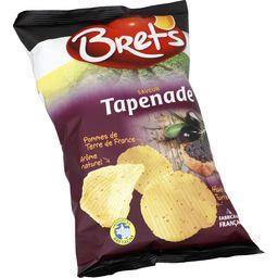 Chips saveur tapenade