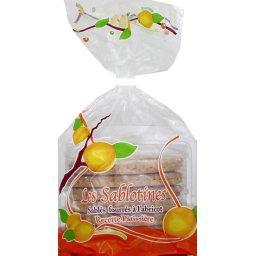 Sablés fourrés à l'abricot, recette pâtissière