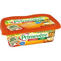 Primevère Primevère Margarine tartine et cuisson la barquette de 250 g