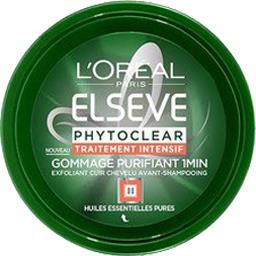 Gommage purifiant 1 min Phytoclear