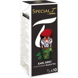 Capsules de thé Earl Grey