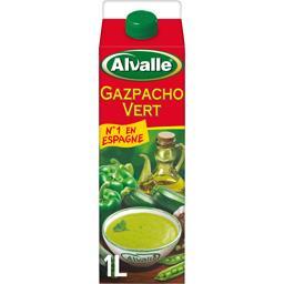 Alvalle Alvalle Gazpacho vert la brique de 1 l