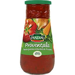 Panzani Panzani Sauce tomate provençale le pot de 600 g