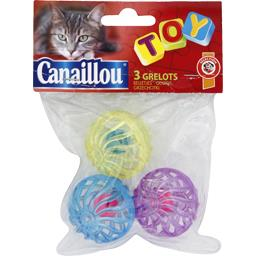 Jouets grelots pour chats