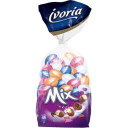 Ivoria Bonbons de chocolat Mix le paquet de 450 g