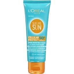 Sublime Sun - Crème fondante visage Cellular Protect...