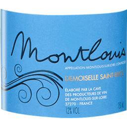 Montlouis Demi-sec Demoiselle Saint Brice