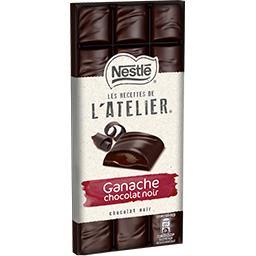 Les Recettes de L'Atelier - Chocolat noir ganache ch...