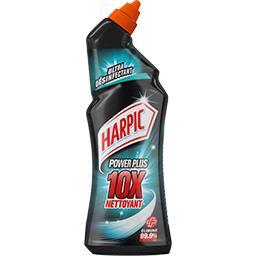 Harpic Harpic Power Plus - Gel WC nettoyant désinfectant surpuissant le flacon de 750 ml