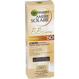 BB Crème protectrice spécial visage et décolleté FPS 50