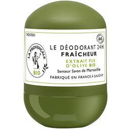 Déodorant 24 h Fraîcheur senteur Savon de Marseille