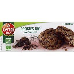 Cookies BIO au chocolat