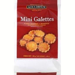 Mini galettes, pur beurre