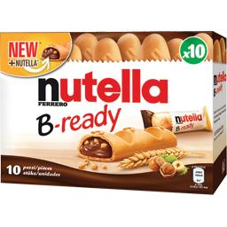 Nutella Nutella Biscuits B-ready la boite de 10 - 220 g