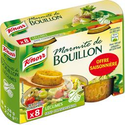 Knorr Marmite de Bouillon - Bouillon légumes