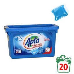 Advance liquidose, lessive liquide concentrée en doses hydrosolubles, outdoor fresh