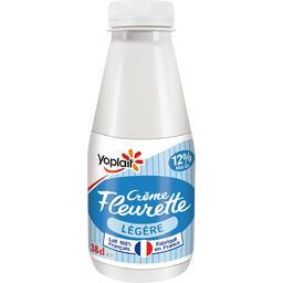 Crème fleurette légère