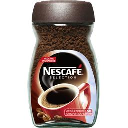 Café soluble - Sélection