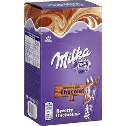 Dosettes de chocolat en poudre Recette Onctueuse