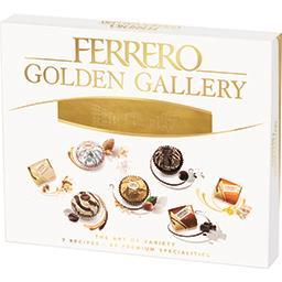 Ferrero Assortiment Golden Gallery la boite de 42 pièces - 389,5 g