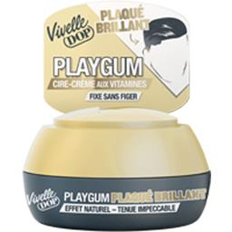 Cire Playgum plaqué brillant