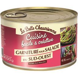 La Belle Chaurienne Garniture pour salade du Sud-Ouest la boite de 390 g