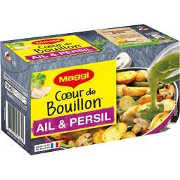Cœur de Bouillon - Bouillon ail et persil