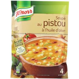 Knorr Knorr Soupe au pistou à l'huile d'olive le sachet de 80 g