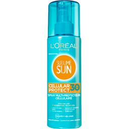 Protection solaire Sublim Sun Cellular Protect FPS 3...
