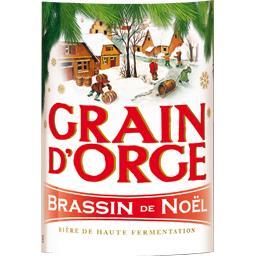 Bière de haute fermentation Brassin de Noël