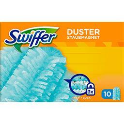 Swiffer Swiffer Recharges pour plumeau duster Boîte de 10 recharges
