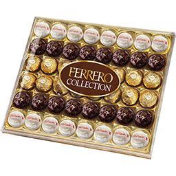 Ferrero Ferrero Assortiment Collection la boite de 48 pièces - 518 g